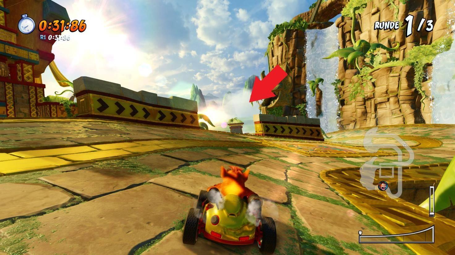Crash-Team-Racing-Nitro-Fueled-Abkürzung-Papus-Pyramide-01