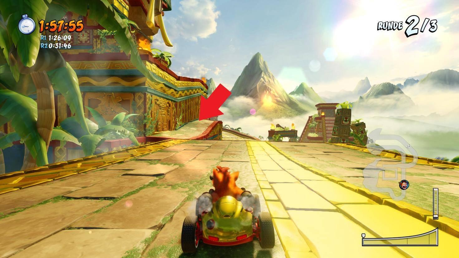 Crash-Team-Racing-Nitro-Fueled-Abkürzung-Papus-Pyramide-02