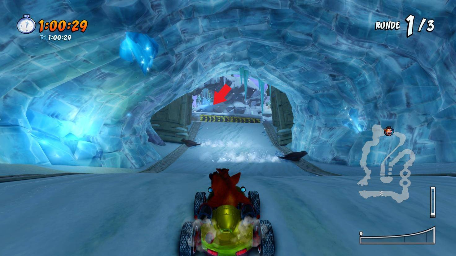 Crash-Team-Racing-Nitro-Fueled-Abkürzung-Polar-Pass