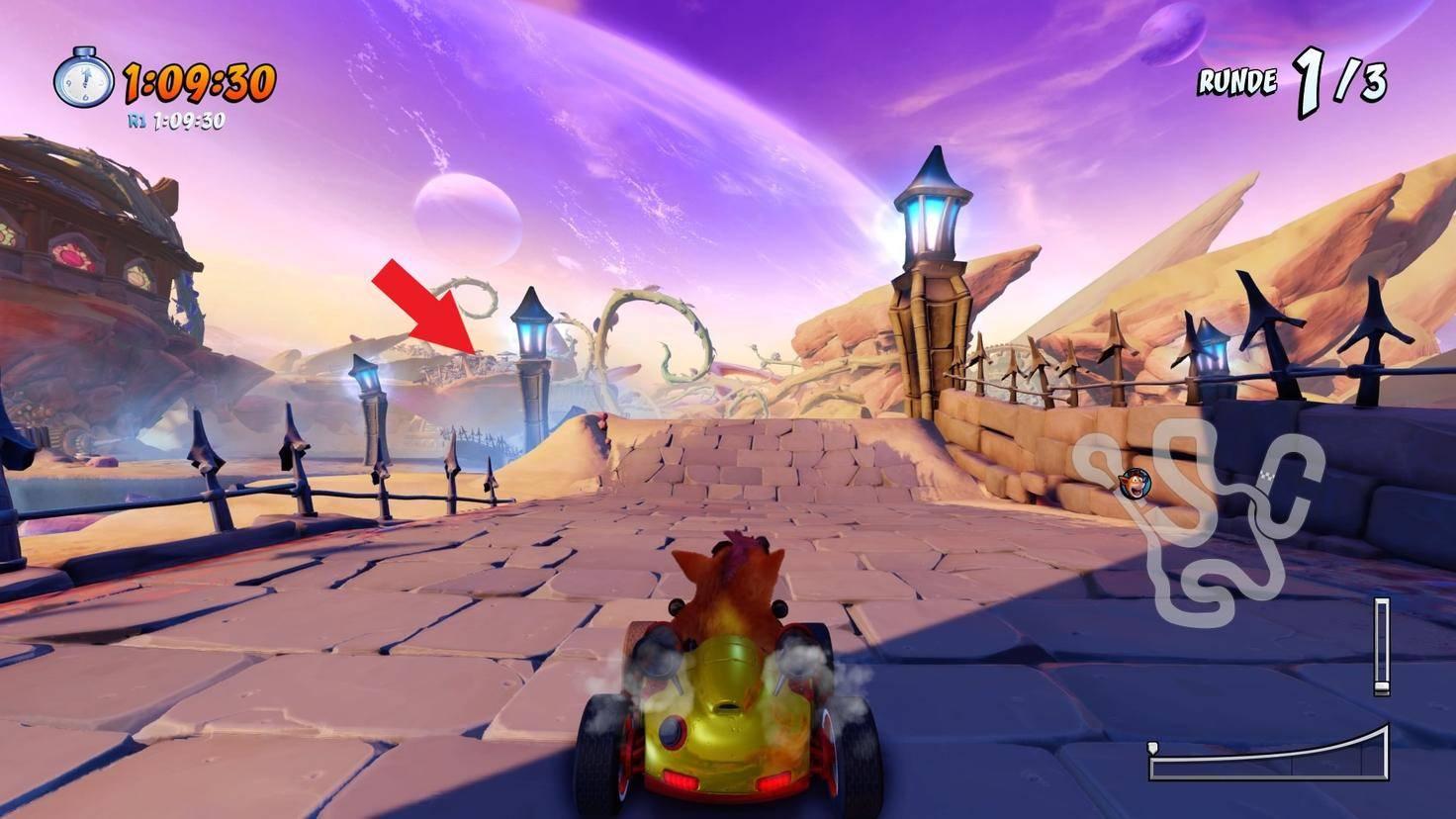 Crash-Team-Racing-Nitro-Fueled-Abkürzung-Zeitlos-2