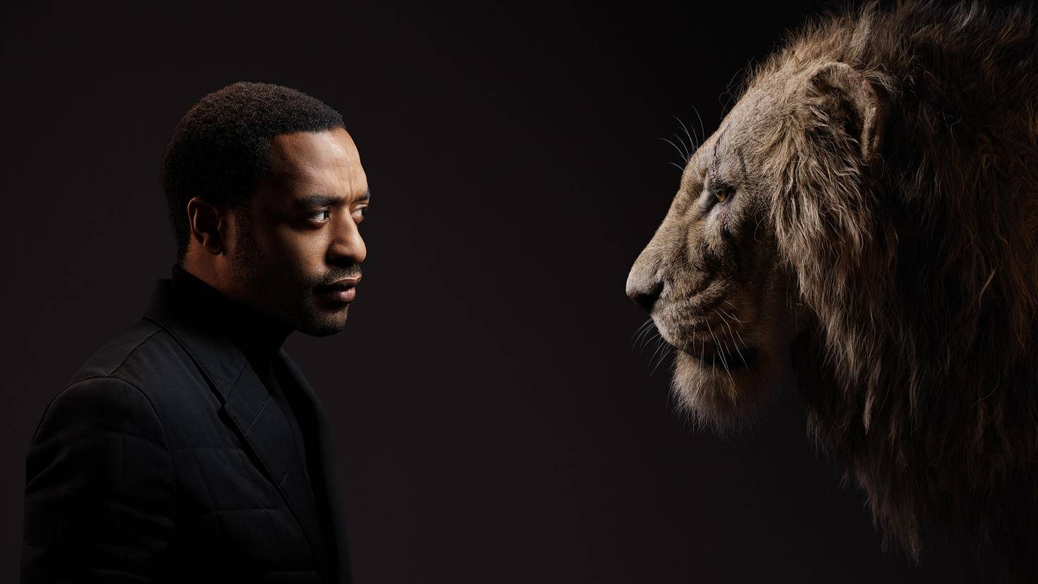 Chiwetel Ejiofor dubbed the villain Scar.