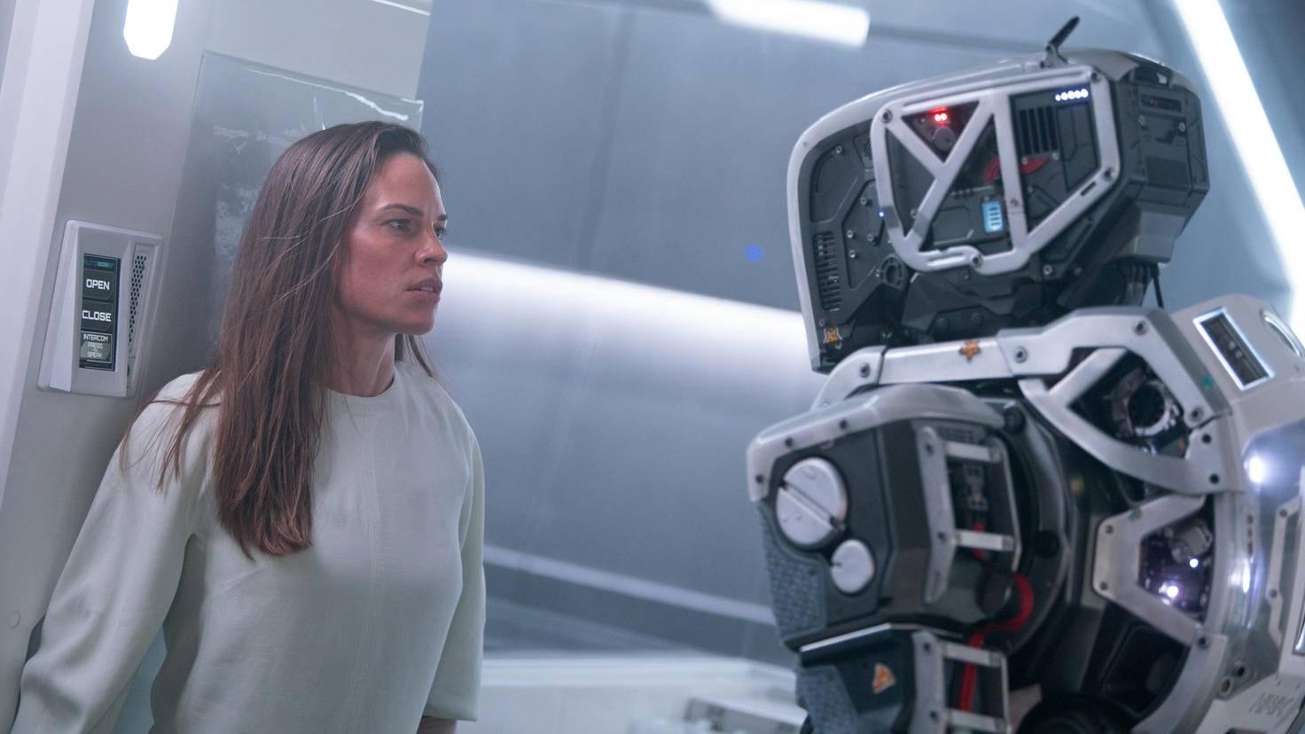 I Am Mother-Mother-Hilary Swank-Concorde Filmverleih GmbH