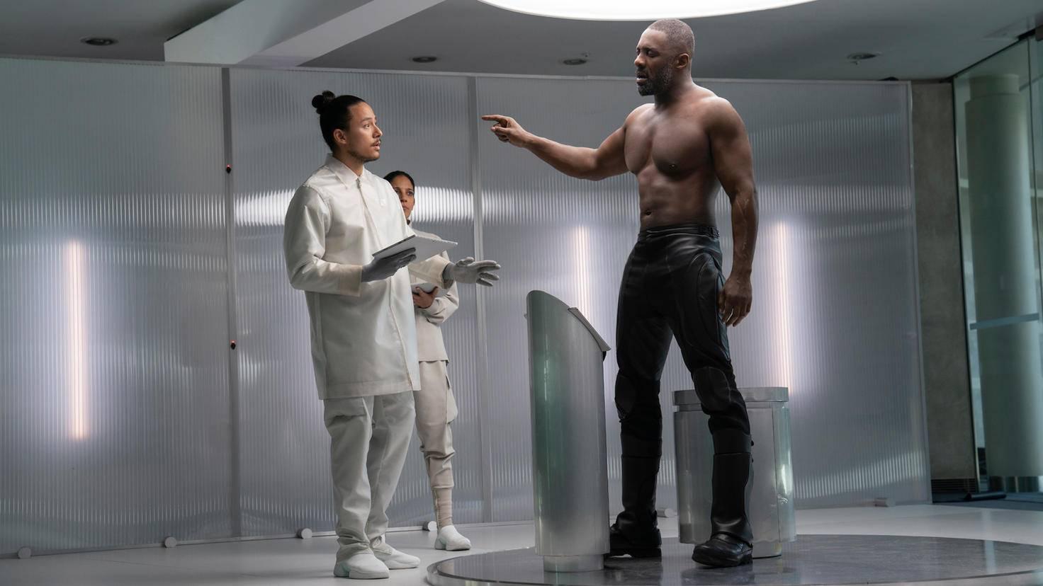 """Idris Elba ist Supersoldat Brixton in """"Fast & Furious: Hobbs & Shaw"""""""