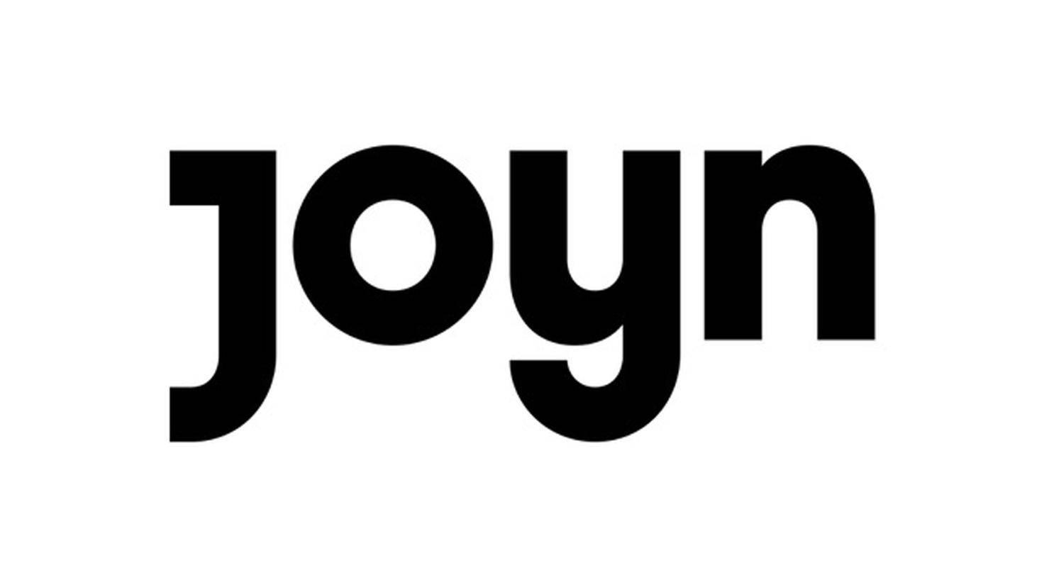 Logo Joyn schwarz