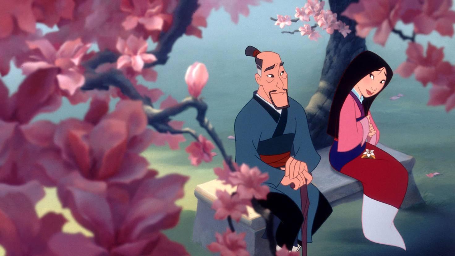 Mulan-Garten-Disney