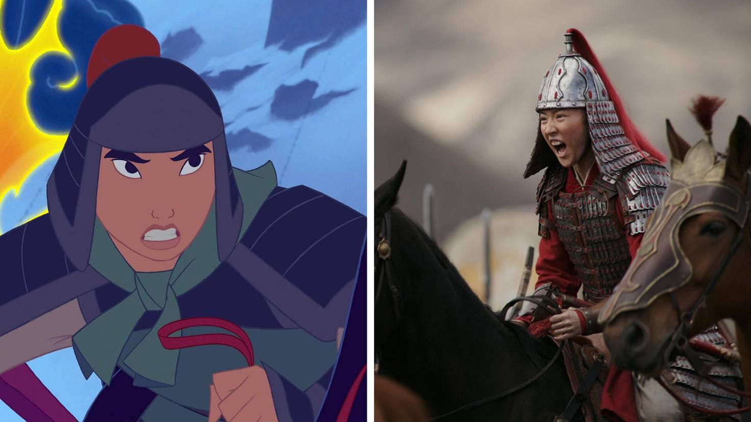 Optisch haben die Macher im Vergleich zum Animationsfilm nicht viel verändert.