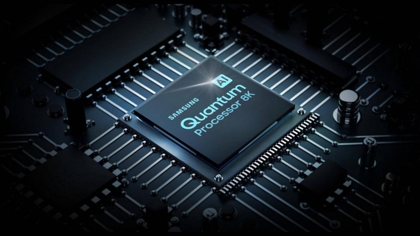 Samsung-Quantum-Processor