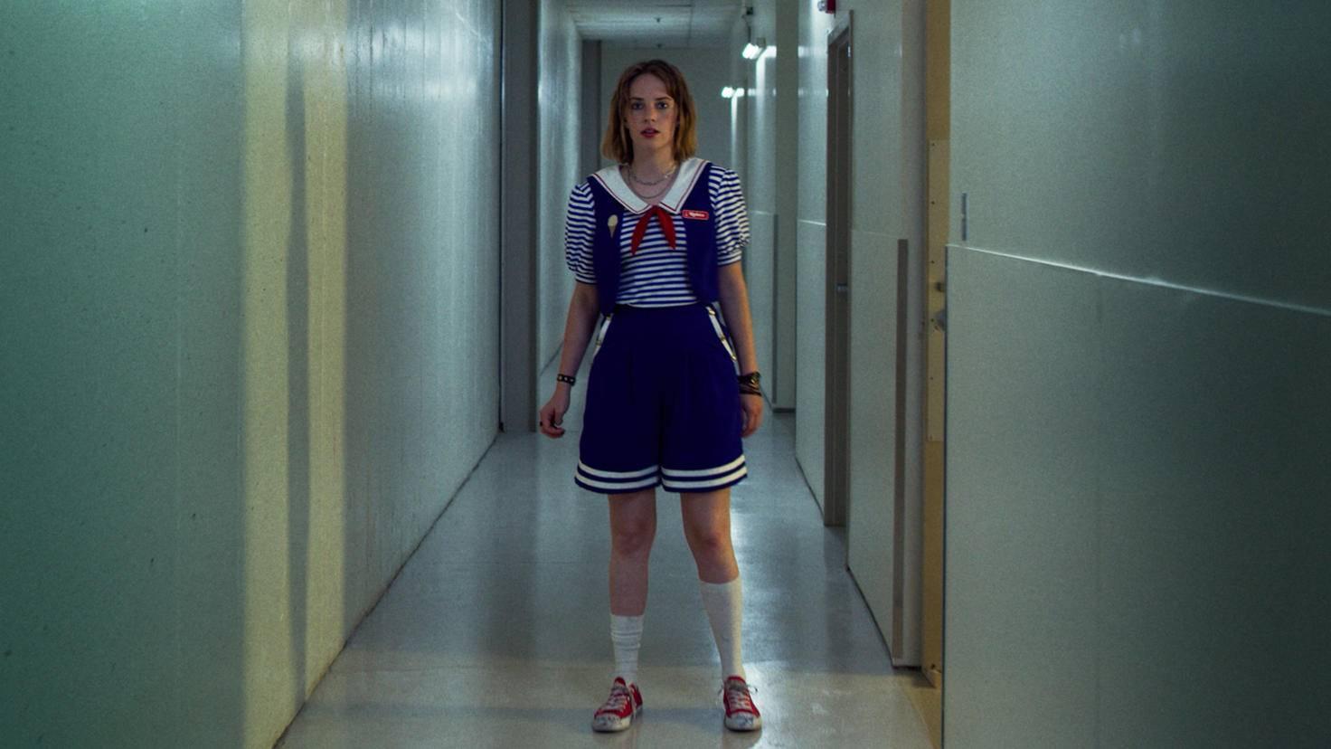 Stranger Things-Robin-Maya Hawke-Netflix 5
