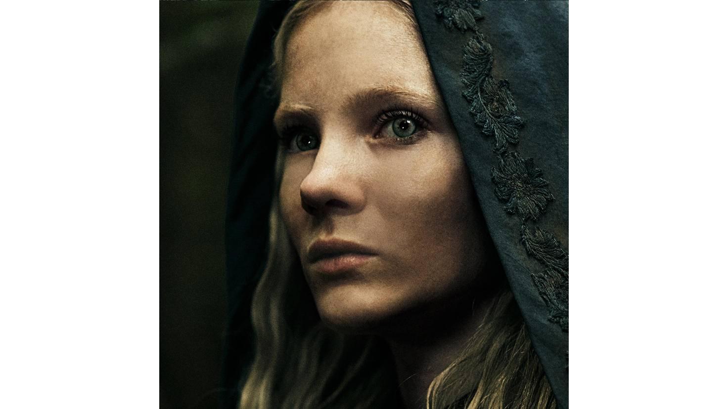 Freya Allan spielt Geralts Ziehtochter Ciri.