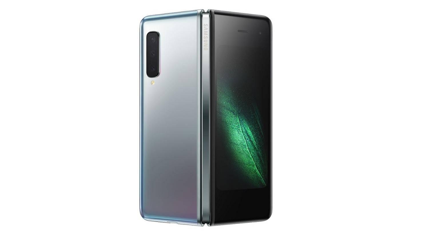 Samsung Galaxy Fold Rückansicht