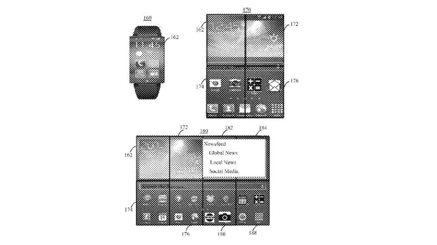 Auf Basis dieses Patents hat LetsGoDigital die Renderbilder erstellt.