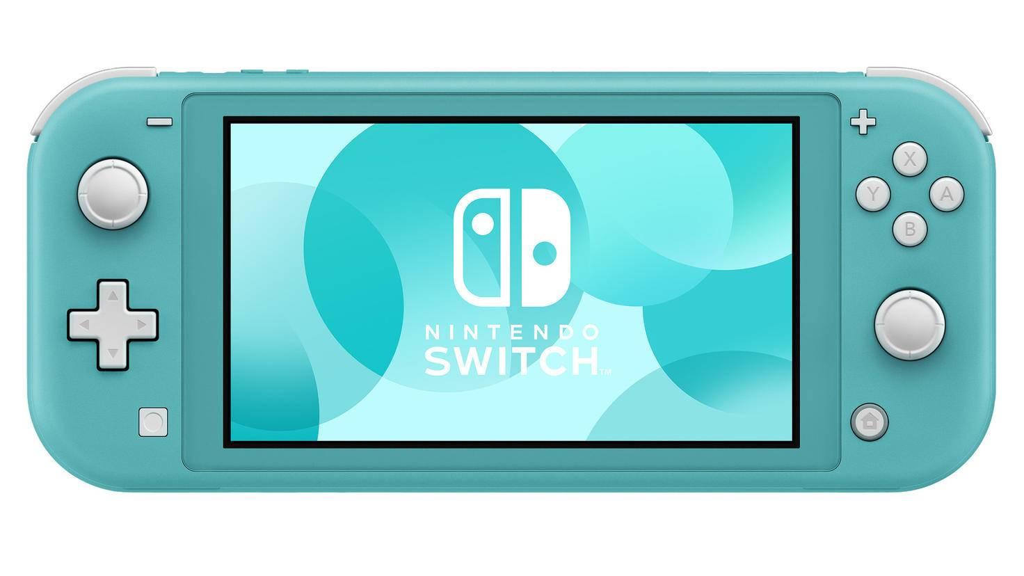Das Steuerkreuz ist die größte Veränderung im Button-Layout der Switch Lite.
