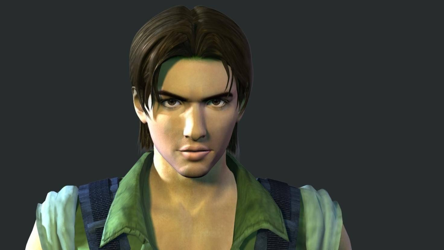 """Carlos Oliveira ist der zweite spielbare Charakter in """"Resident Evil 3""""."""