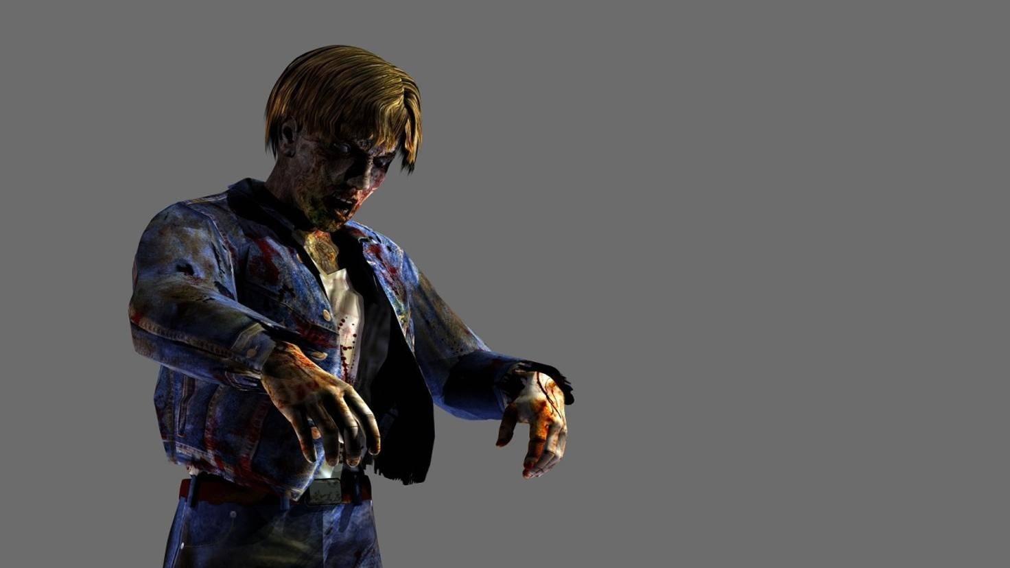 "Zombie aus ""Resident Evil 3: Nemesis"""