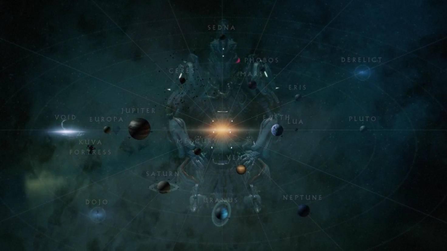 So viel zu tun! Jeder Planet der Sternenkarte hält Dutzende von Missionen bereit.