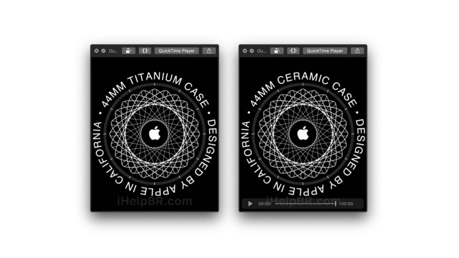 Apple Watch Titan Keramik