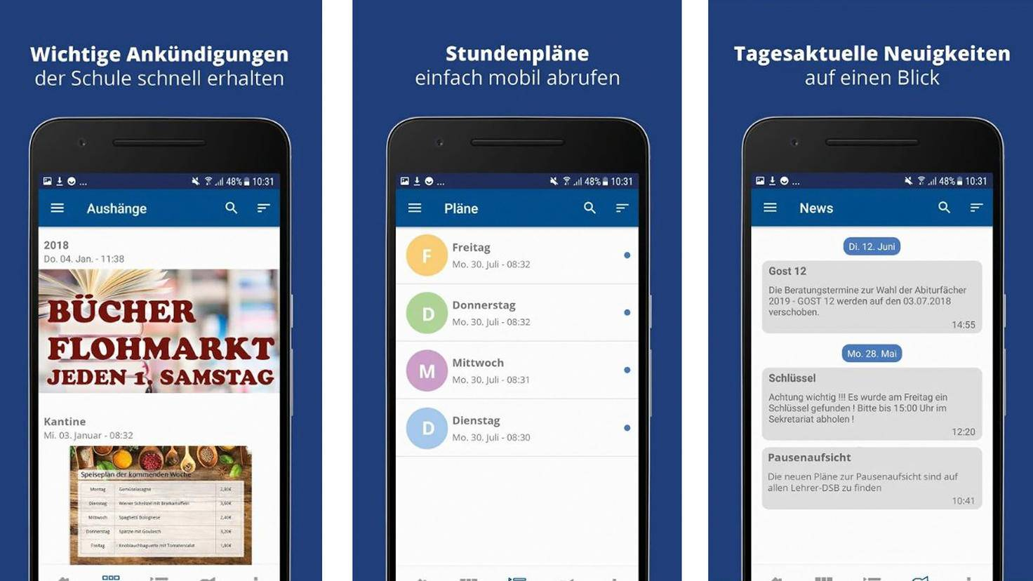 IHK SchulApp-Google PlayStore-heinekingmedia GmbH