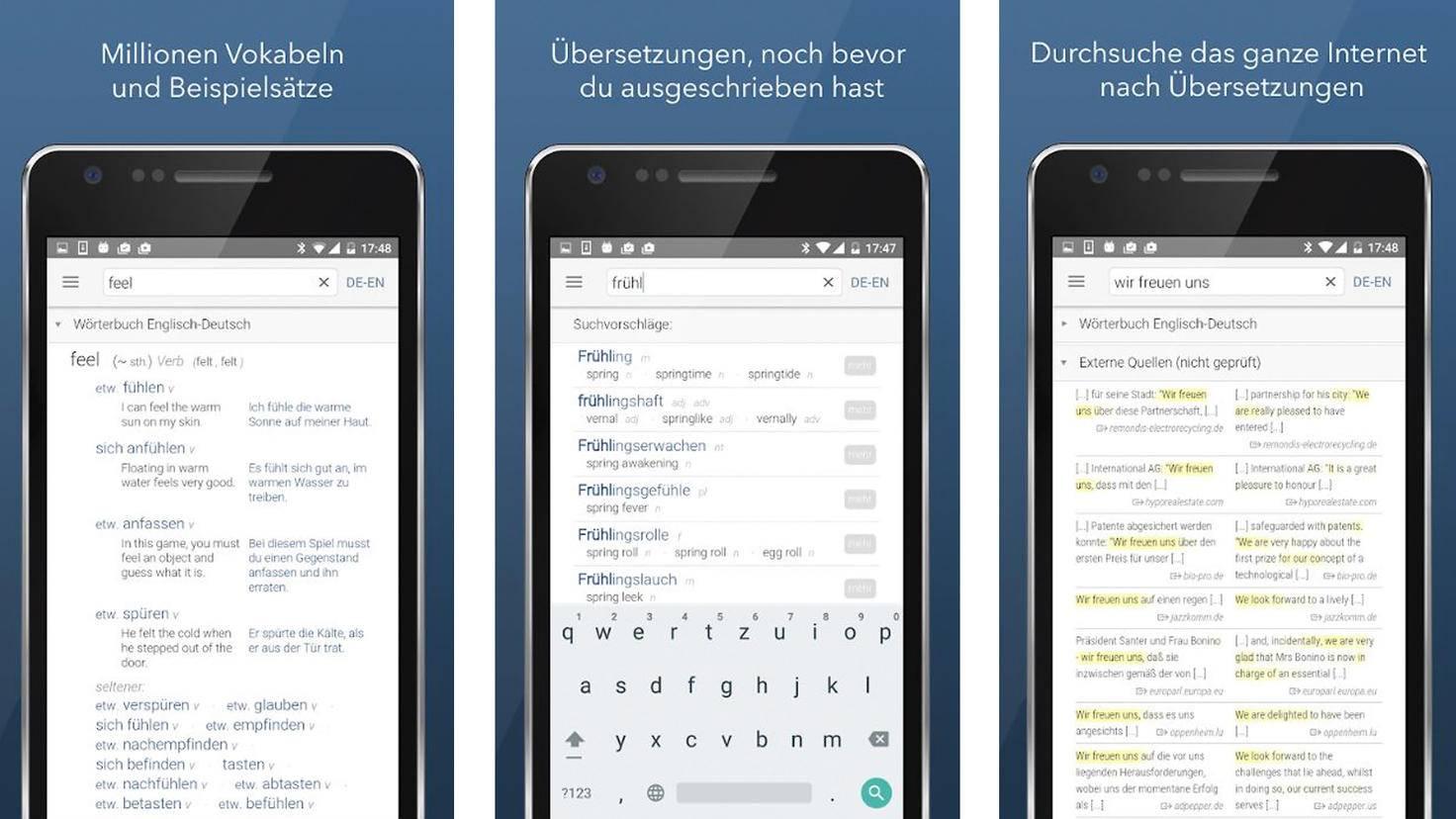 Linguee-Google PlayStore-Linguee