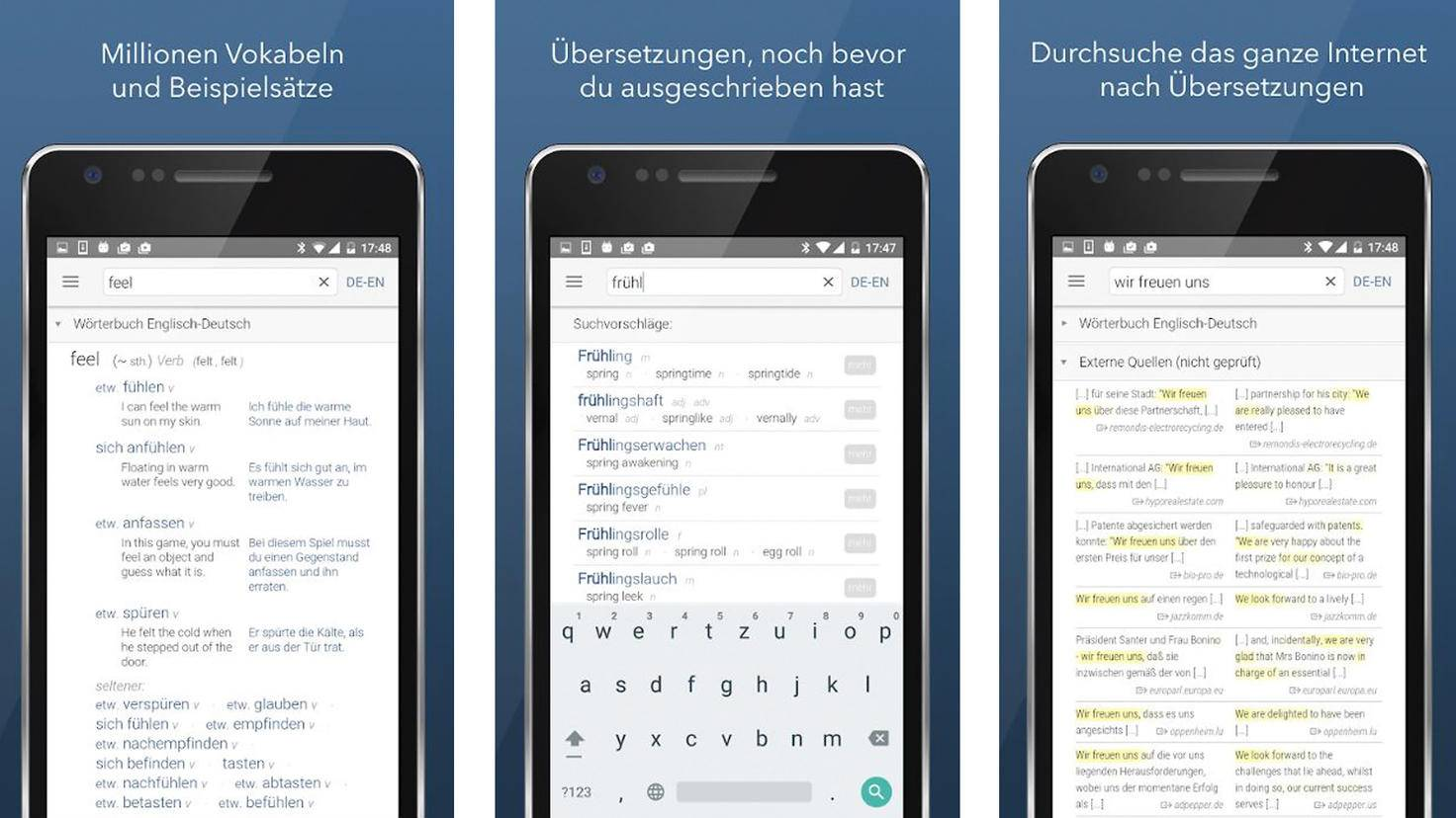 Linguee-Google PlayStore-Linguee