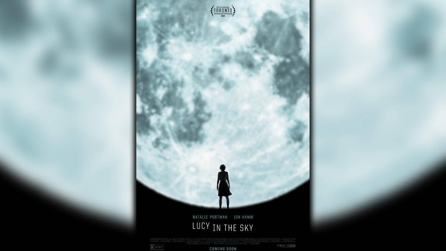 Lucy in the sky-Poster-Twentieth Century Fox