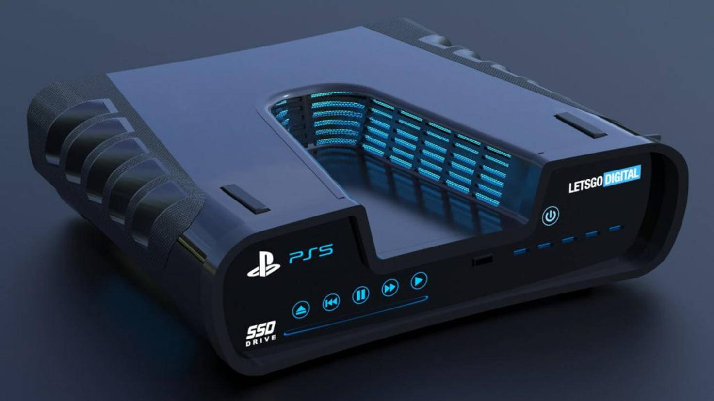 PS5 Render Dev-Kit