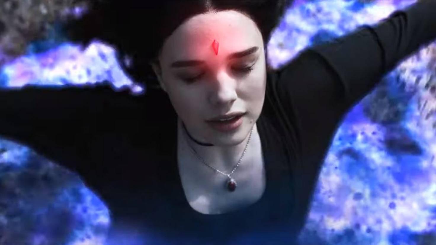 Raven in Titans Staffel 2