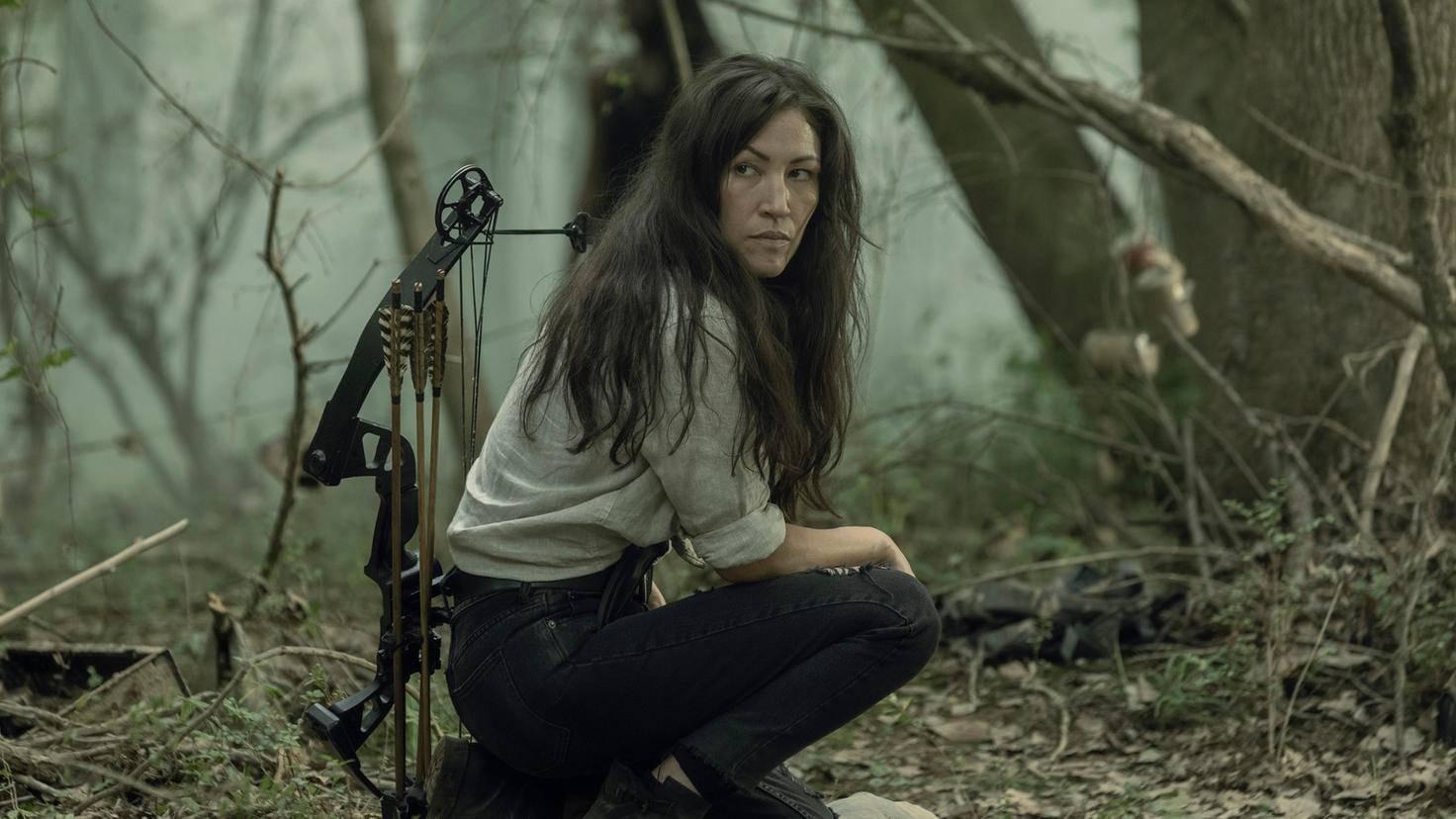 The Walking Dead Yumiko