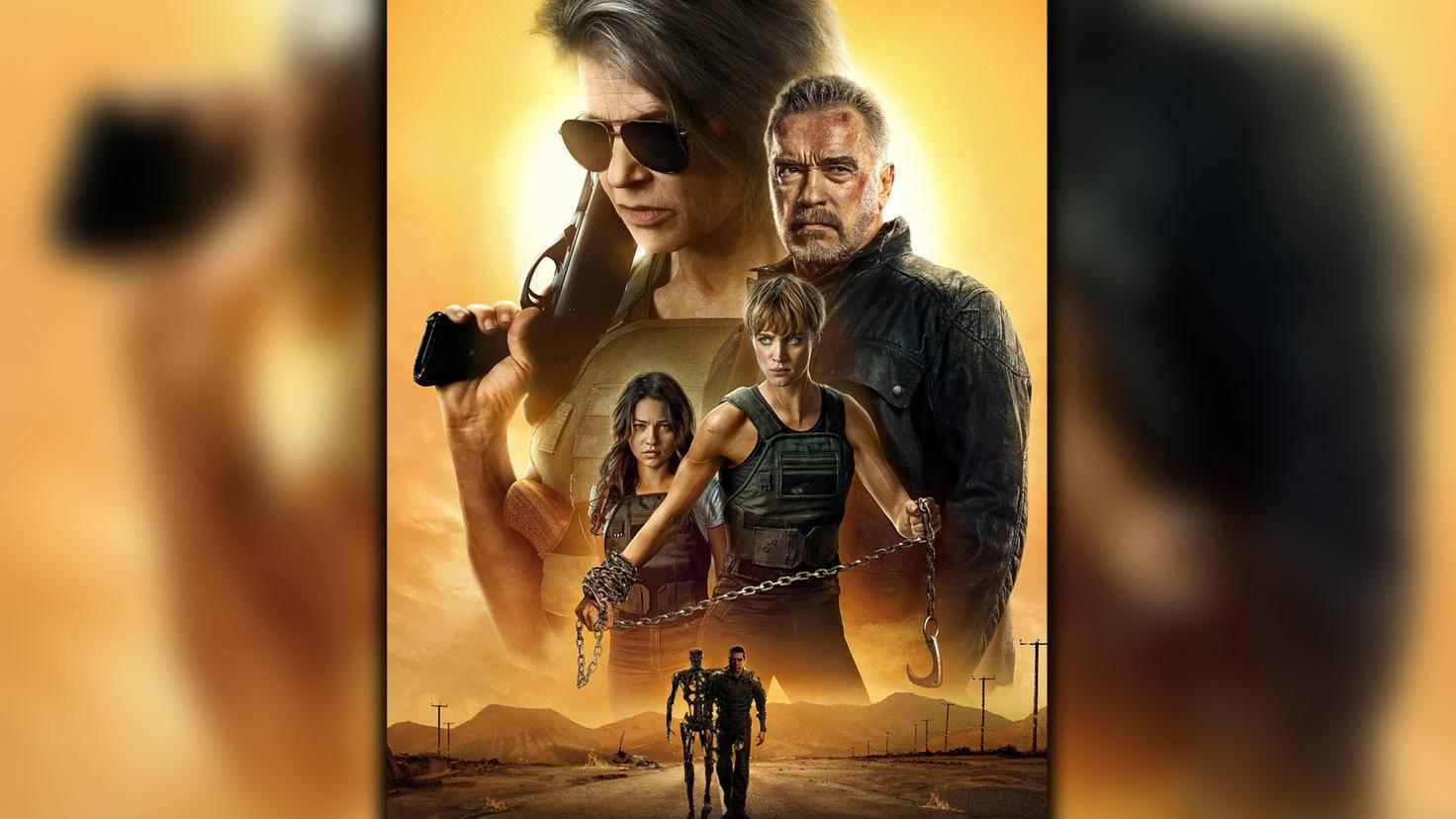 Terminator Dark Fate-Poster-Paramount Pictures