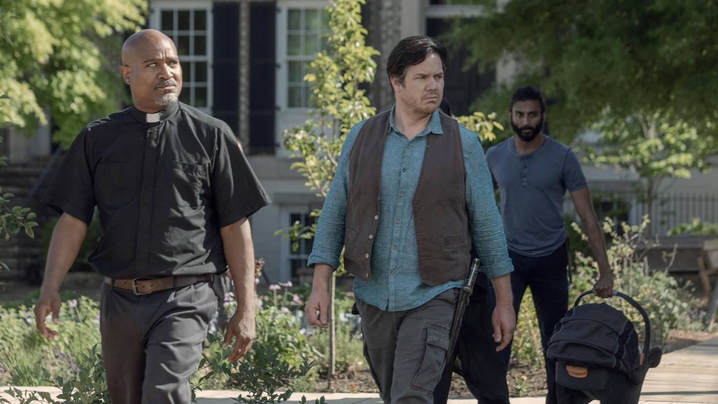 The Walking Dead Gabriel Eugene