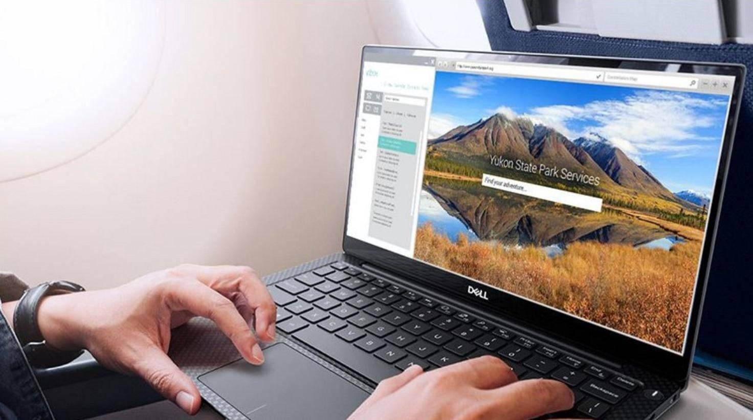 Mit dem Dell XPS 13 9380 unterwegs