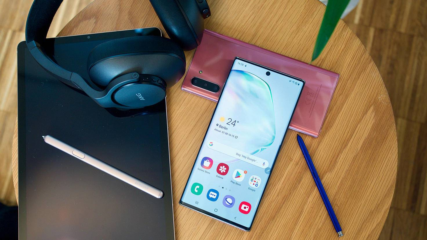 Galaxy Note 10 Plus mit S Pen
