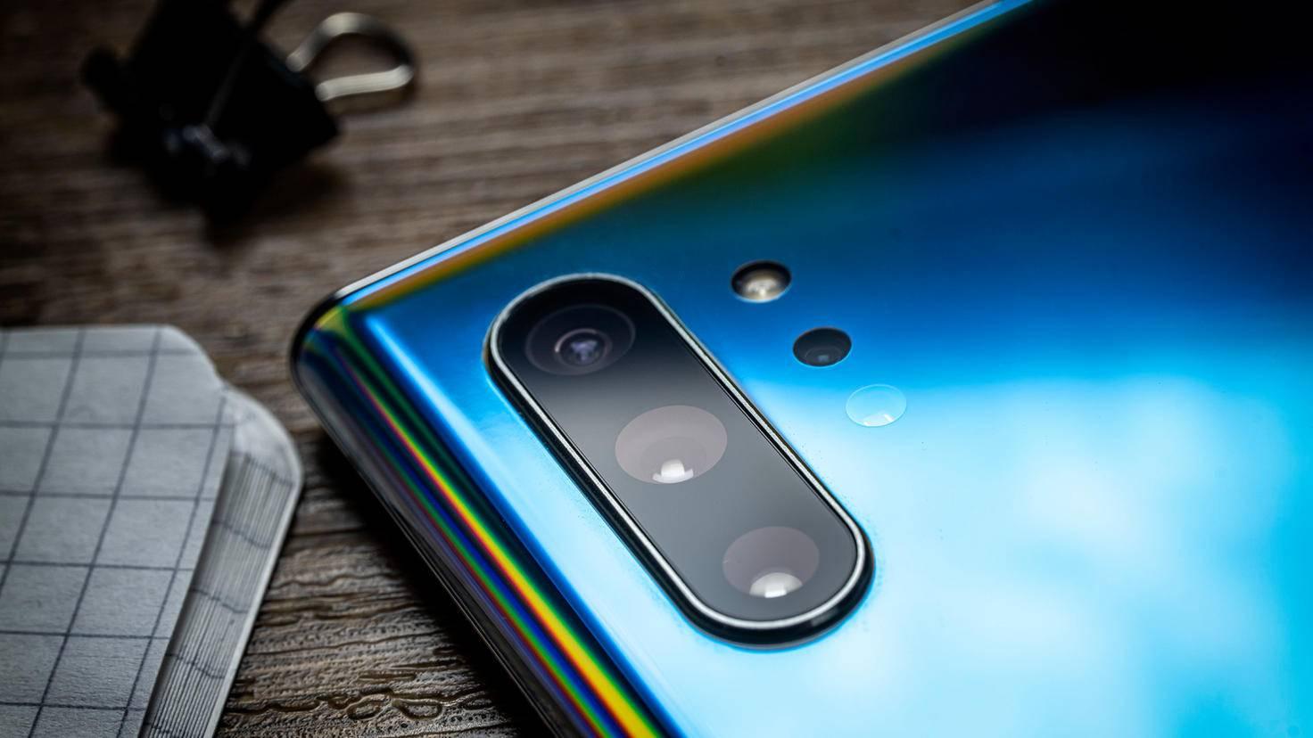 Galaxy Note 10 Plus Kamera