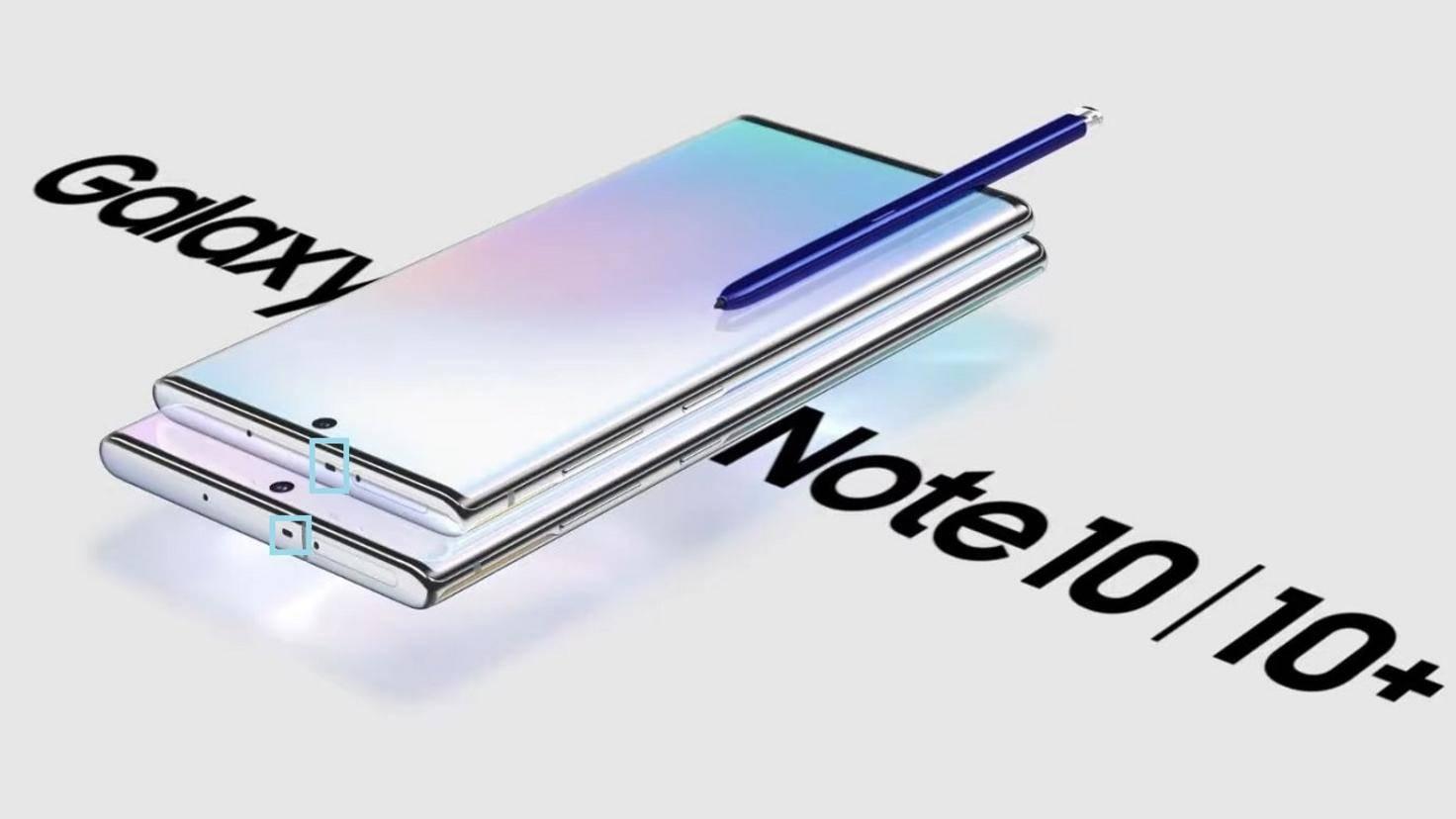 Samsung Galaxy Note 10 und 10 Plus