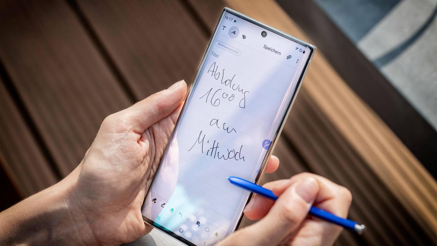 Galaxy Note 10 Plus S Pen