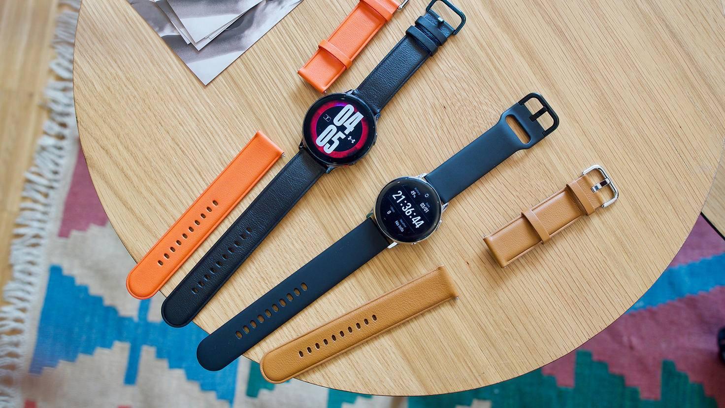 Galaxy Watch Active 2 Sammelbild