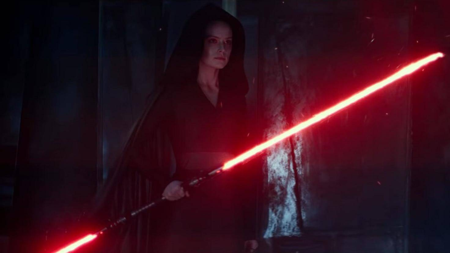 Rey als Sith-Lord