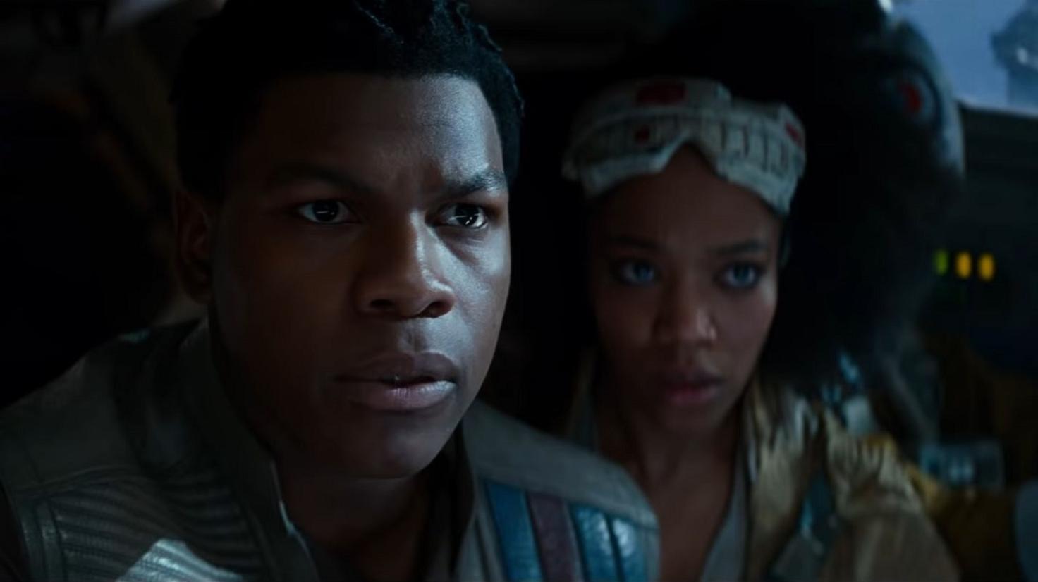 """Ein neues Gesicht in """"Star Wars 9"""""""