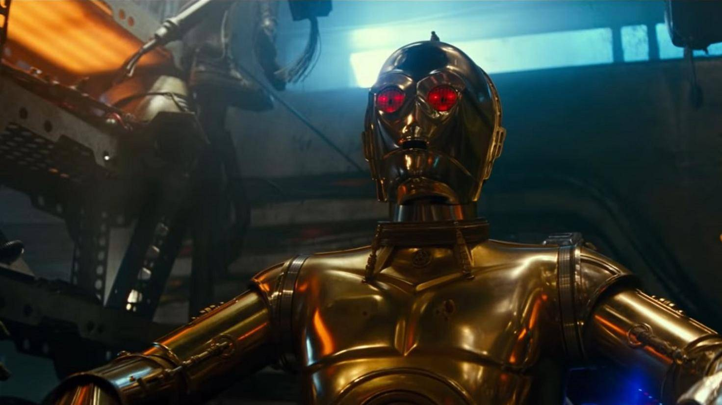 Tritt C3PO auf die dunkle Seite der Macht über?
