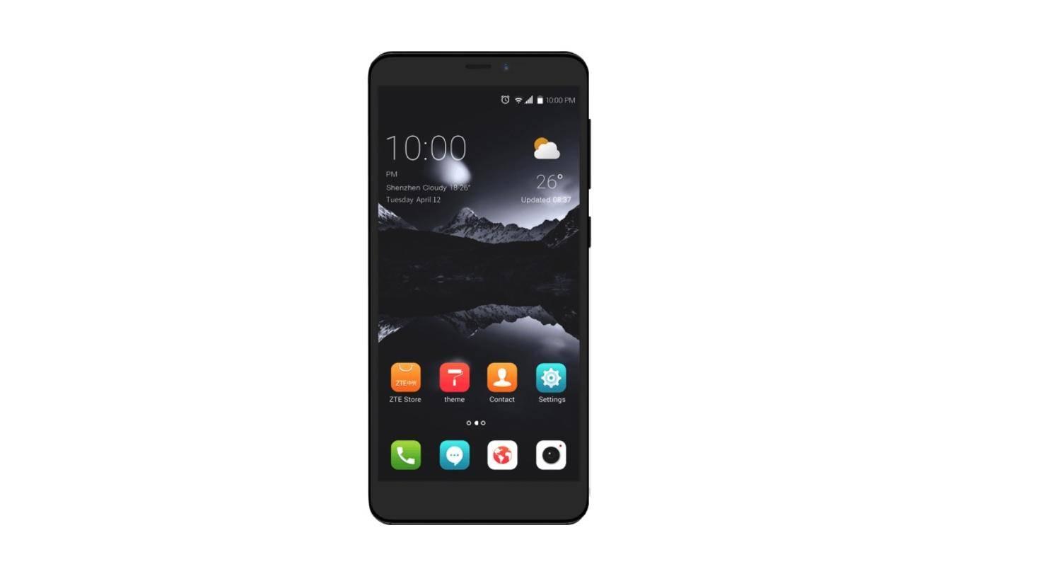 ZTE Blad A530 Low-Budget-Smartphone