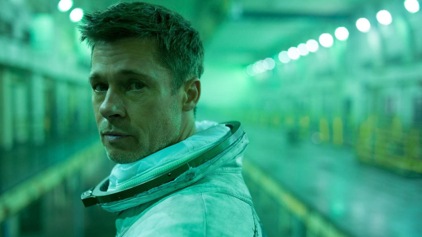 Ad Astra-Brad Pitt-Francois Duhamel-Twentieth Century Fox