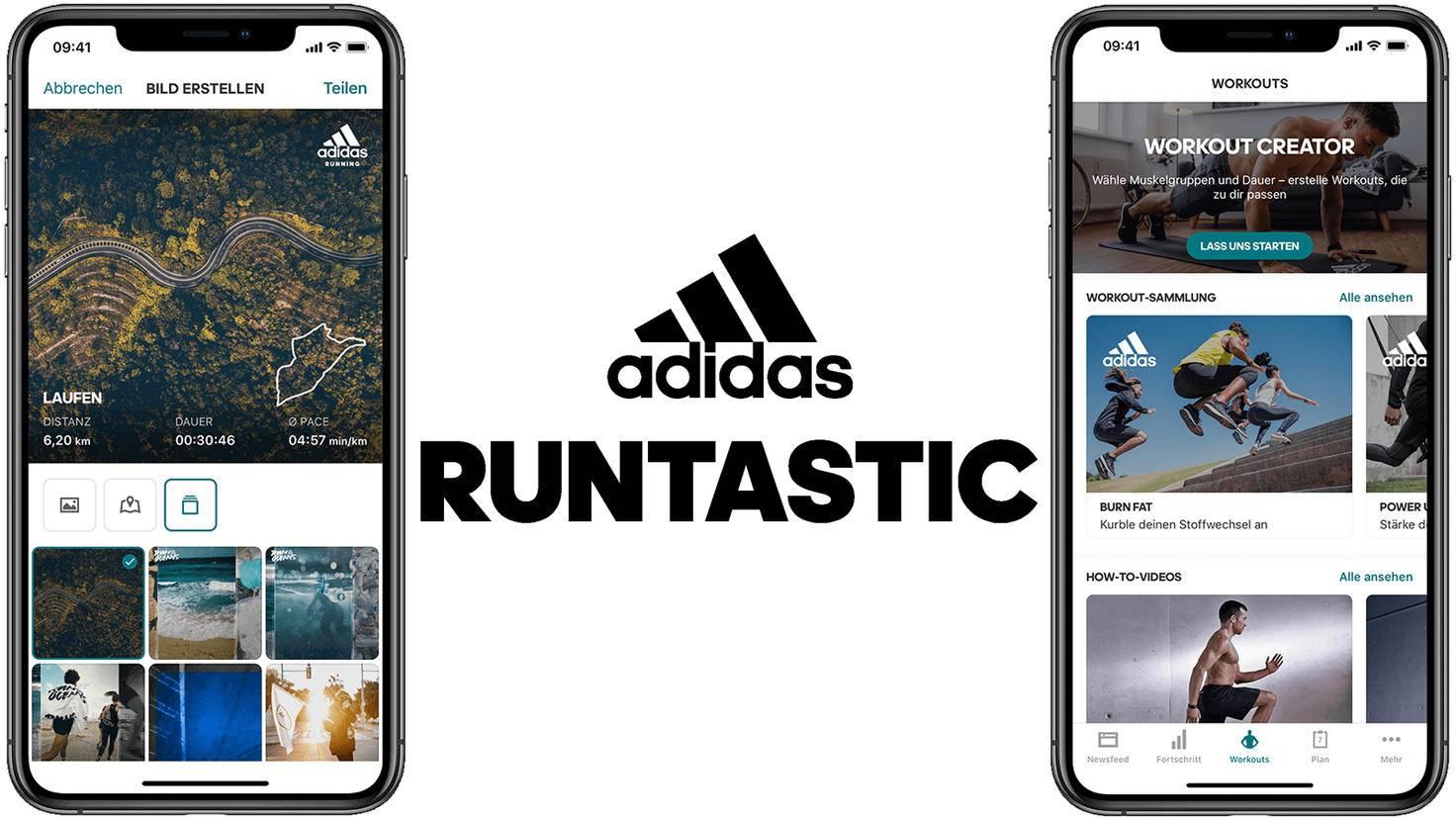 Adidas Running Runtastic-Adidas Training Runtastic-Adidas Runtastic