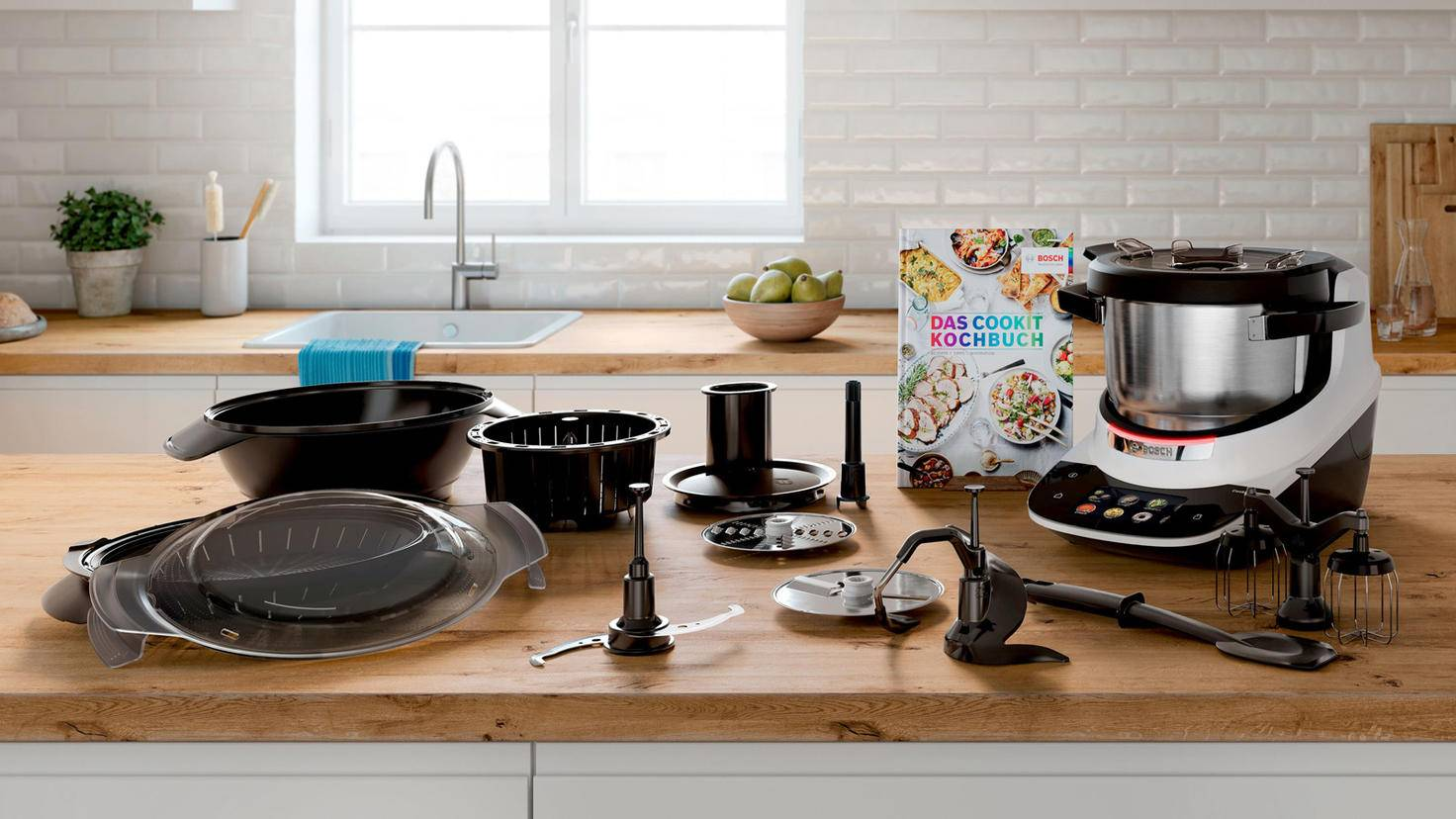 Bosch Cookit Preis