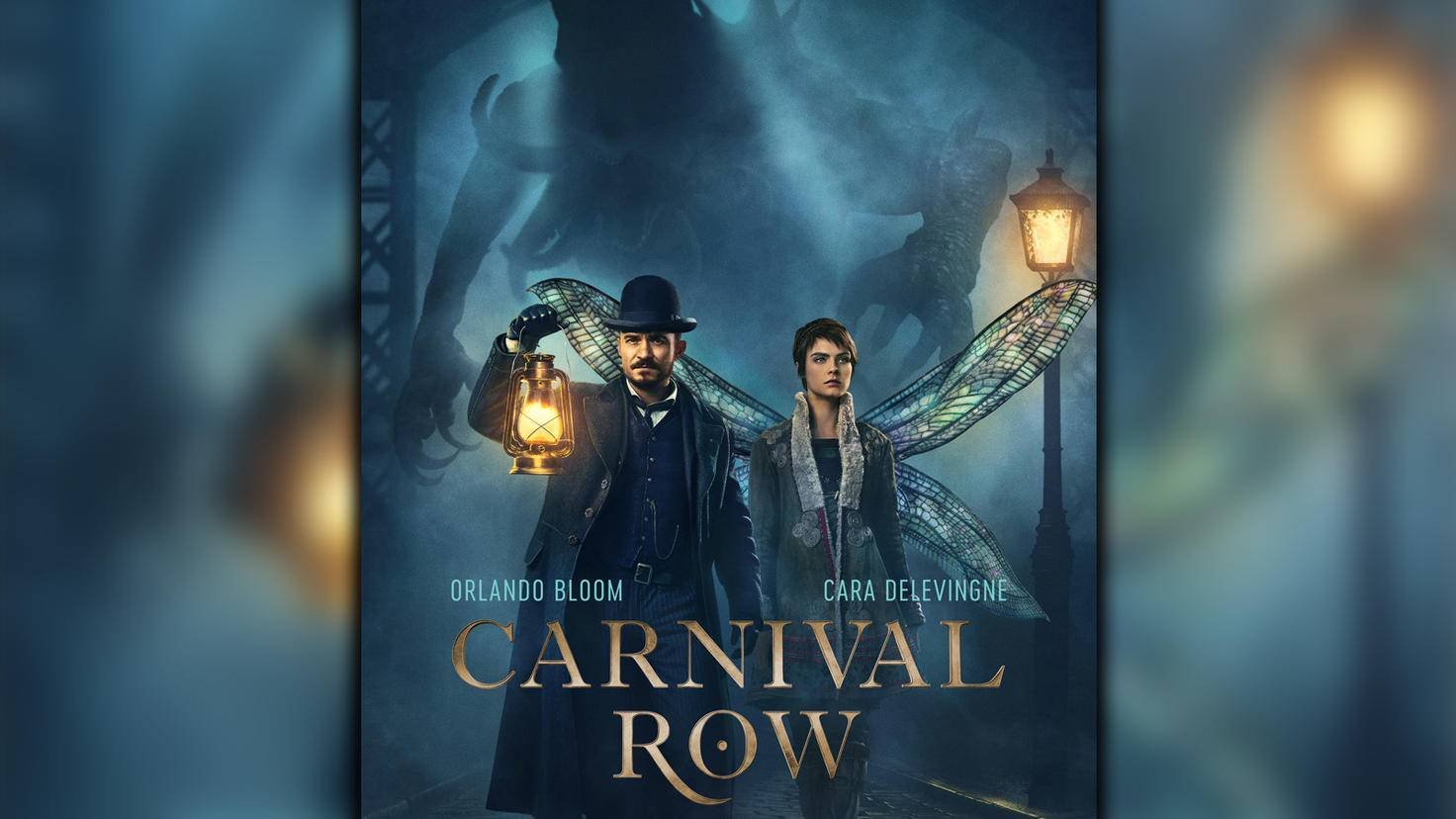 Carnival Row-Poster-Staffel 1-Amazon
