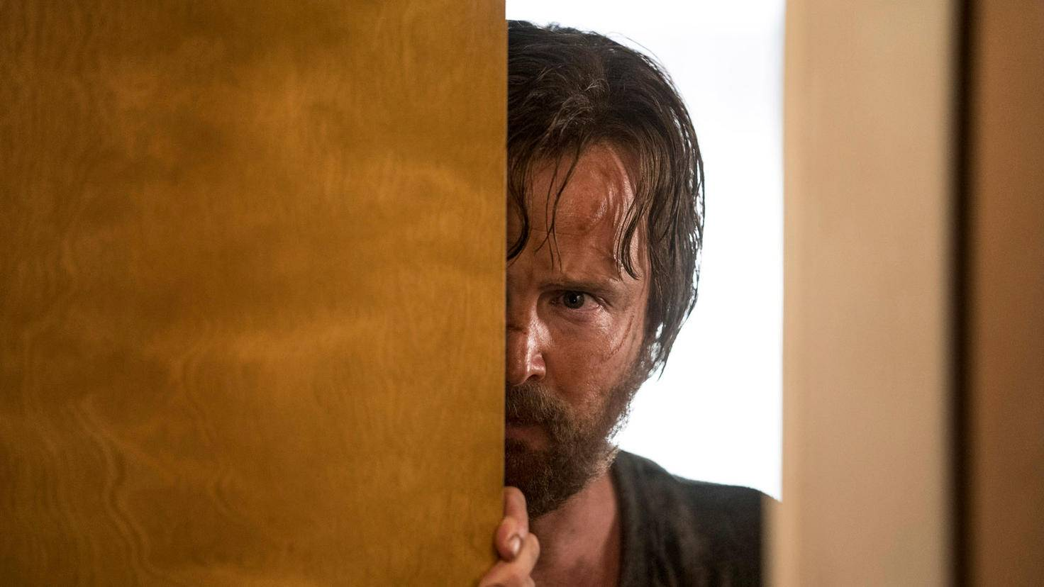 El Camino: A Breaking Bad Movie Aaron Paul Jesse Pinkman