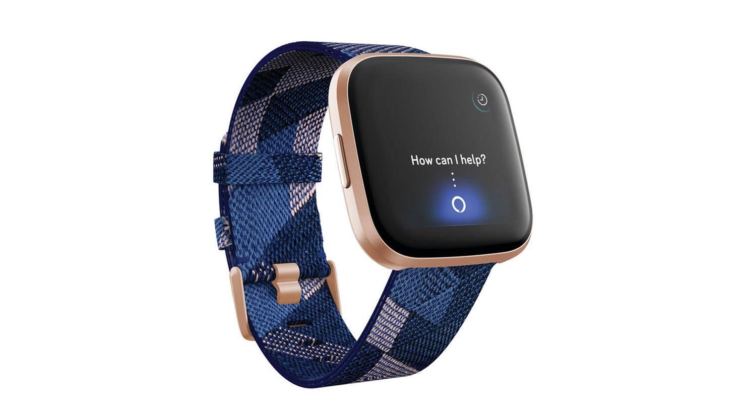 Fitbit Versa 2-Alexa-Sprachassistent-Fitbit