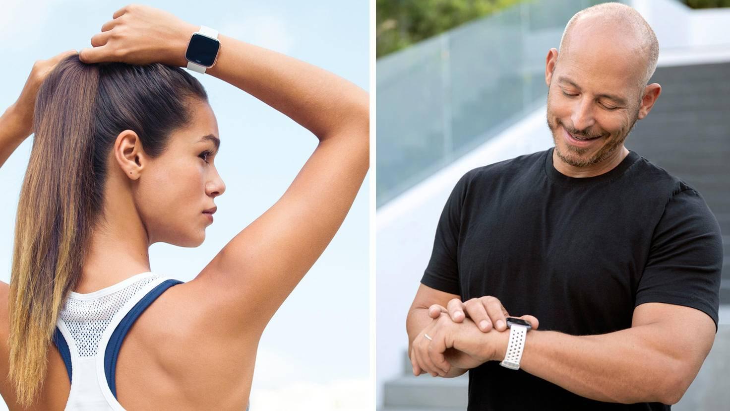 Fitbit Versa-Fitbit-Fitbit Versa 2-Fitbit