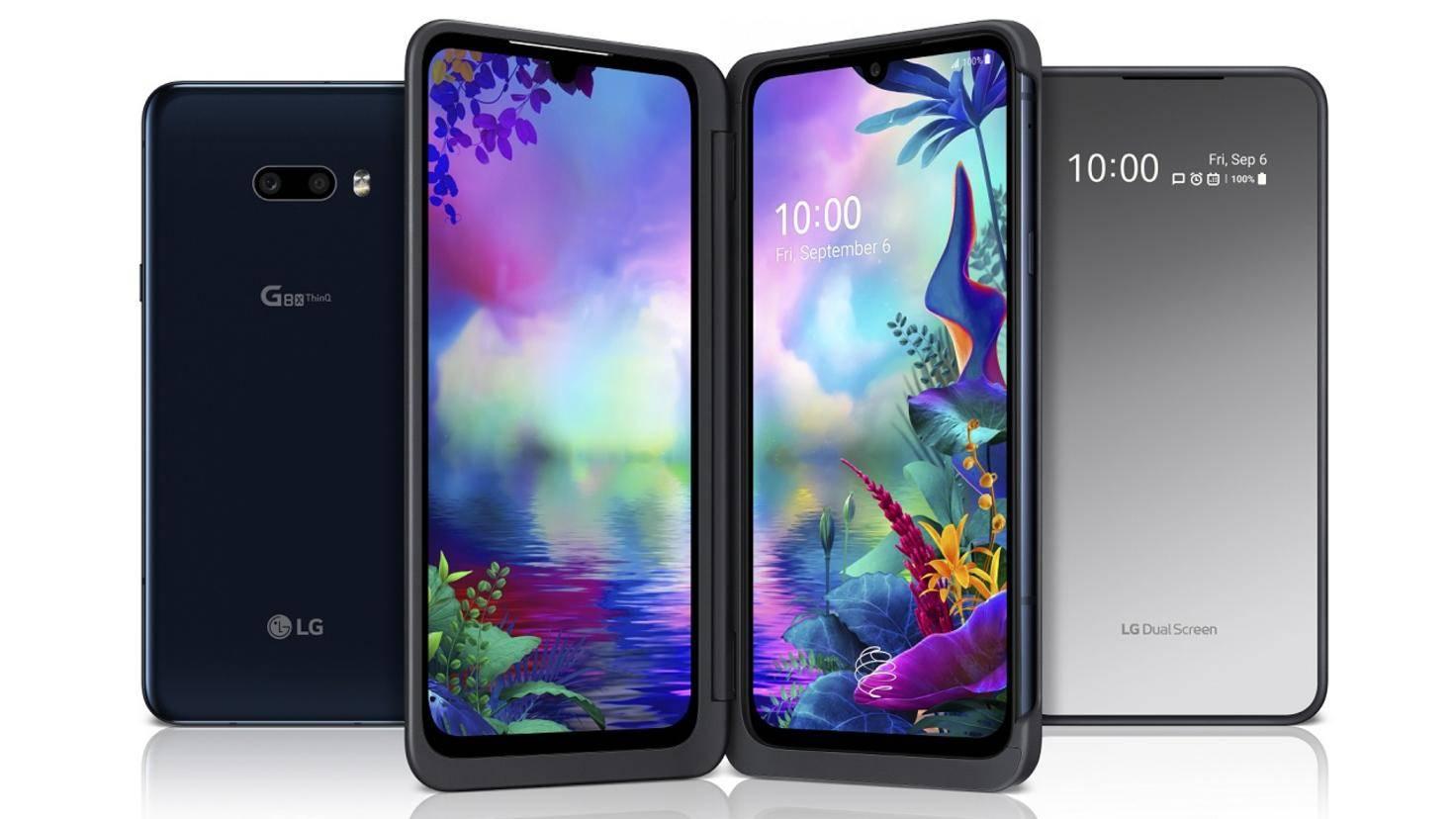 LG G8X ThinQ Dual-Screen-Smartphone
