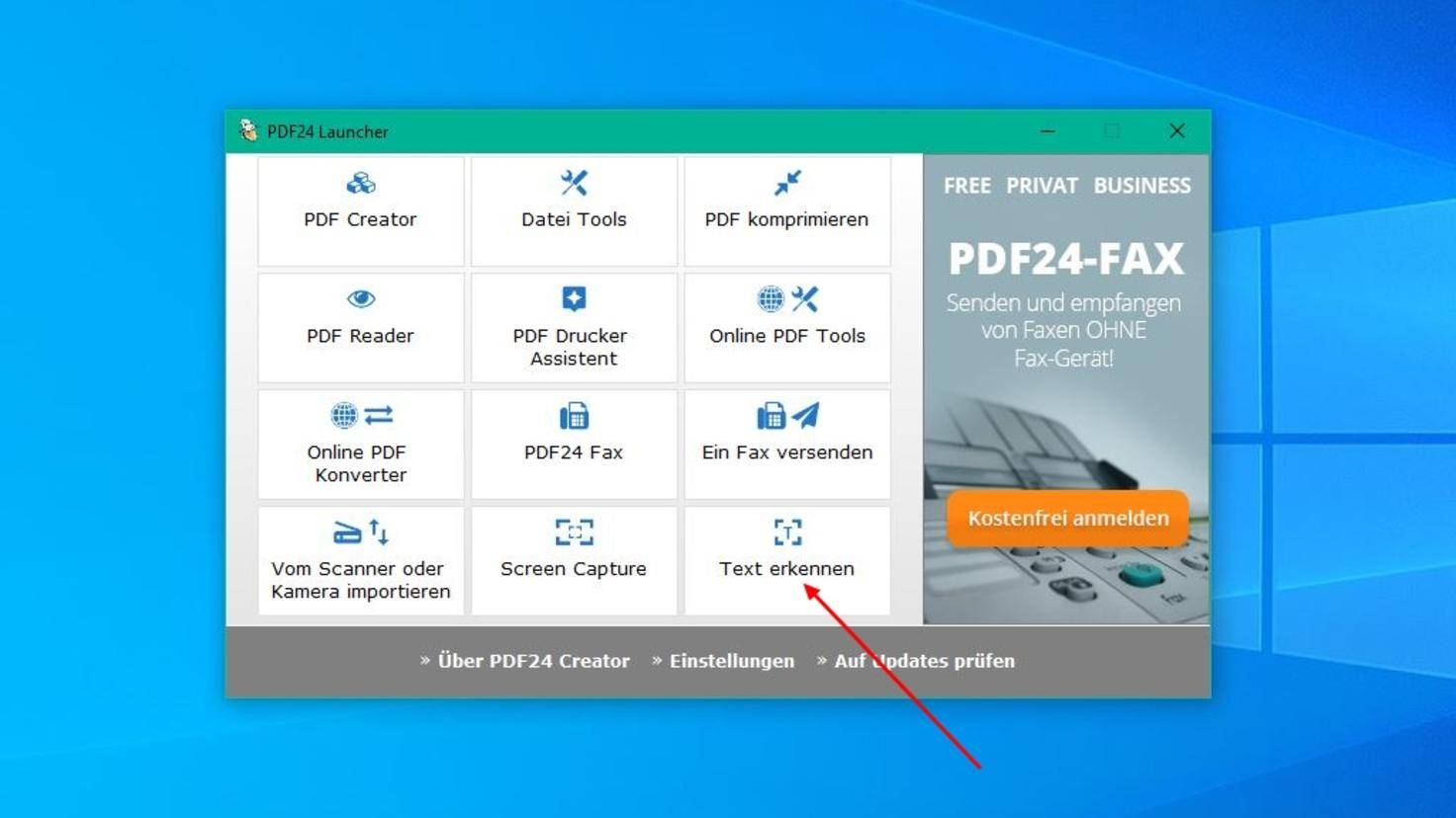 PDF-Text-erkennen