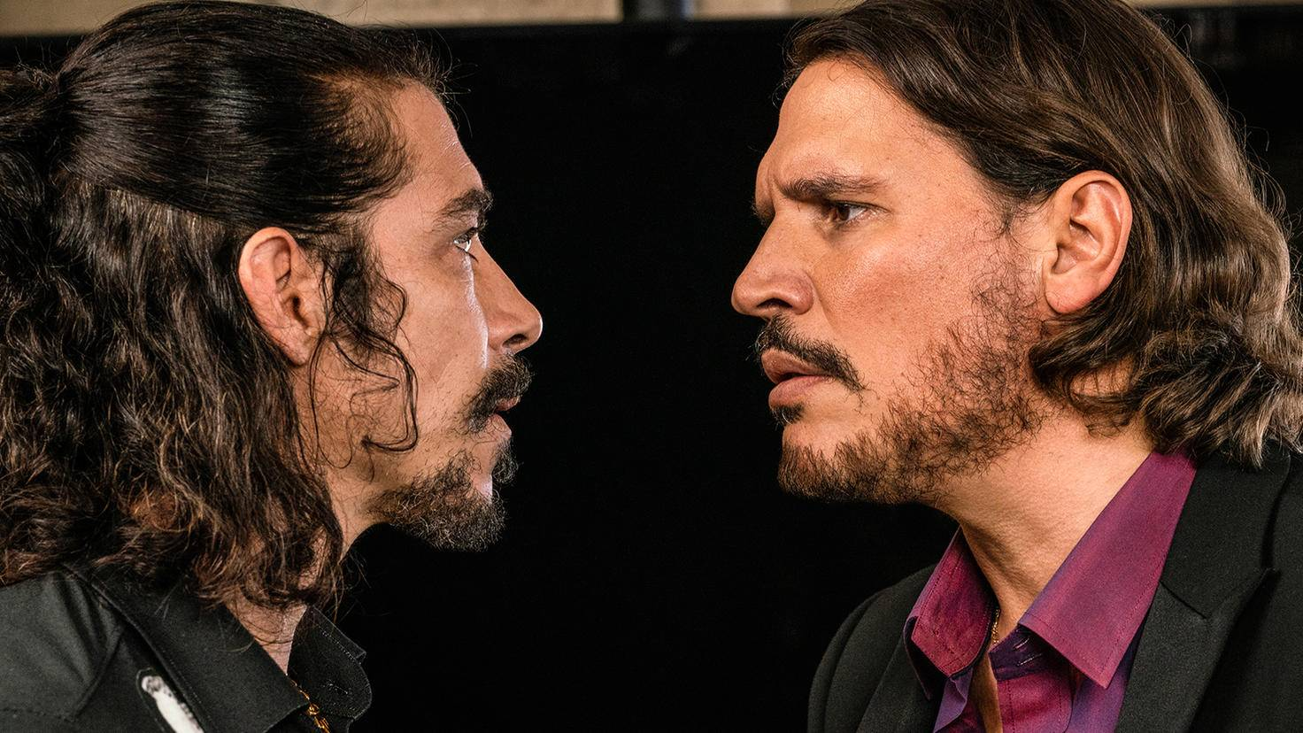 Rambo 5-Oscar Jaenada als Victor Martinez-Sergio Peris Mencheta als Hugo Martinez-Yana Blajeva-Lionsgate