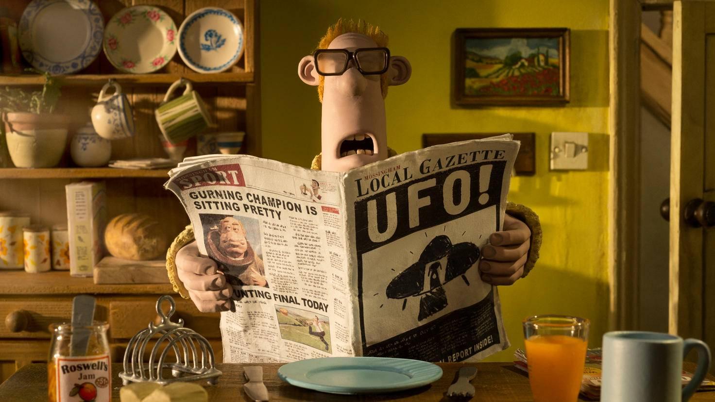SHAUN DAS SCHAF: DER FILM - UFO-ALARM